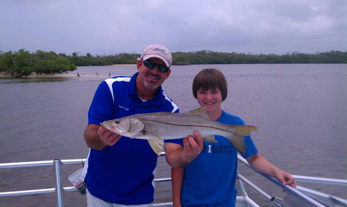 Charter boat fishing options naples fl for Fort myers fishing party boats