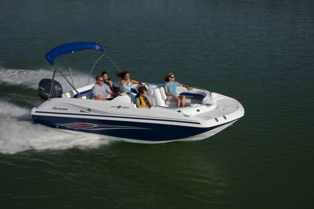 Boat Rentals in Naples, Florida, Hurricane Deck Boats   Pure