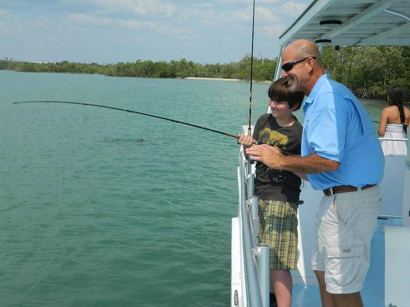charter boat fishing options naples fl