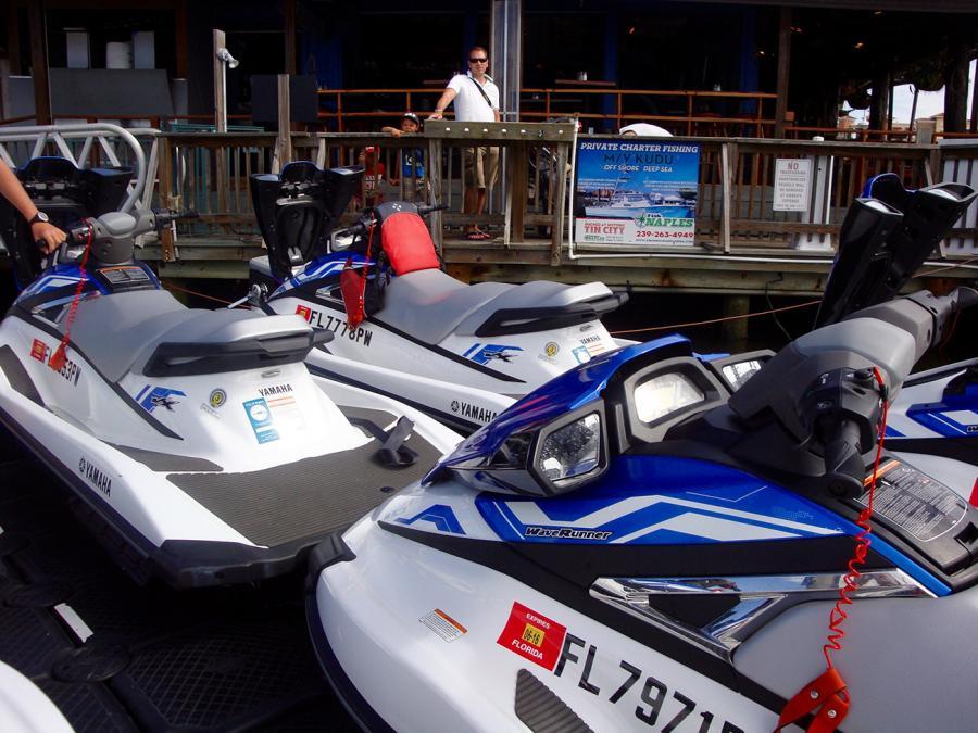 Jet Ski Als Guided Tours Naples